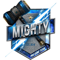 Mighty Storm team logo