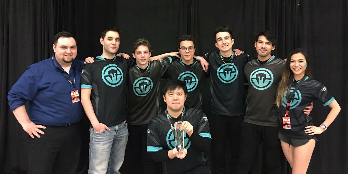 Immortals win Winter Premiere, a $100k comparable tournament in North America