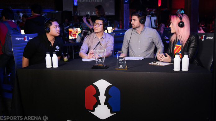 *ESA hosted one of the first major offline events. Image credit: Esports Arena*