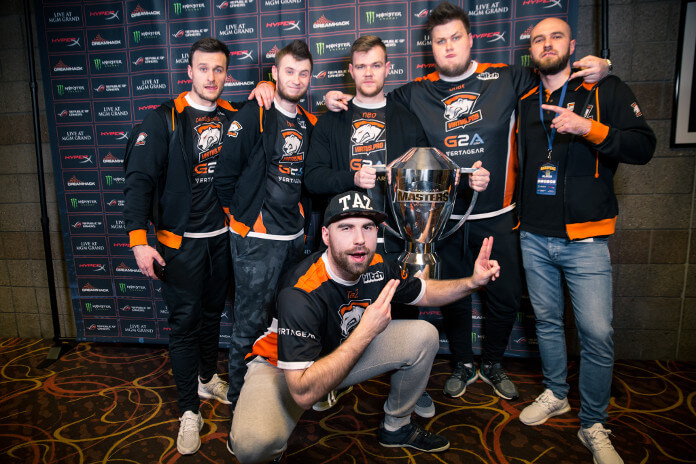 Virtus.pro are a forced to be reckoned with on LAN in CS:GO. Image credit: DreamHack