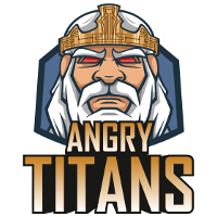 Angry Titans team logo