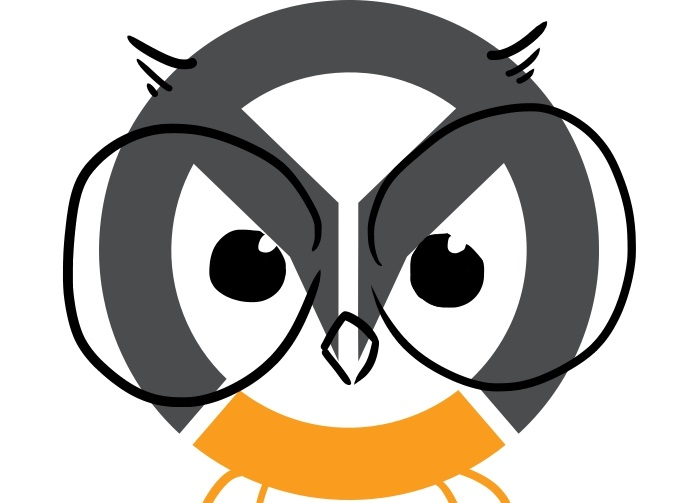 Owl's Eye logo