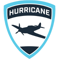 British Hurricane team logo