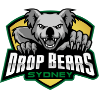 Sydney Drop Bears team logo