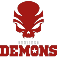 Santiago Demons team logo
