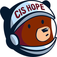 CIS Hope team logo