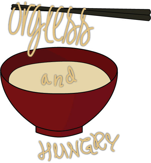 Orgless and Hungry logo