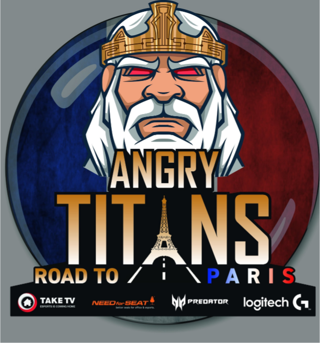 Angry Titans Road to Paris