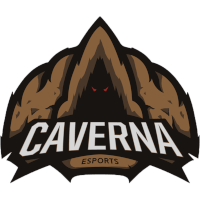 Caverna E-Sports team logo