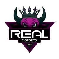 Real Esports team logo