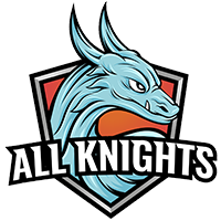 All Knights team logo